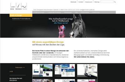 Screenshot von http://ammann-grafik.de/cmsc/