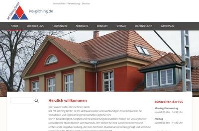 Screenshot der IVS Gilching